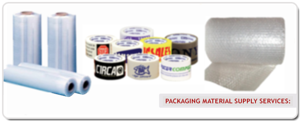 Packaging Materials Supply Services